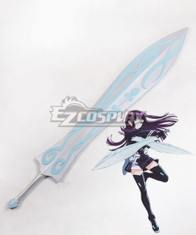 Twin Star Exorcists Benio Adashino Sword Cosplay Weapon Prop