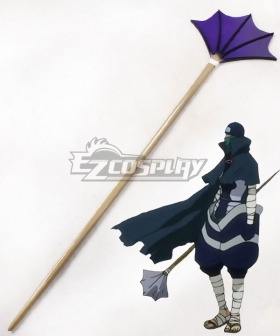 Fairy Tail Jellal Fernandes Mystogan Fourth Staff Staves Cosplay Weapon Prop