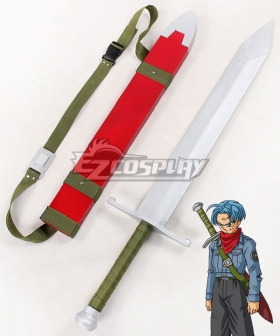 Dragon Ball Super Future Trunks Sword Cosplay Weapon Prop - B Edition