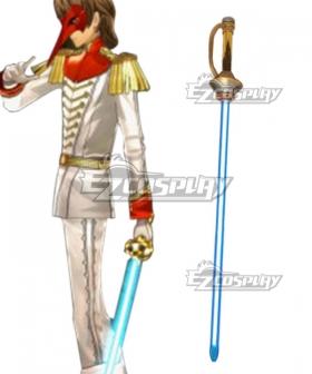 Persona 5 Goro Akechi Light Sword Cosplay Weapon Prop