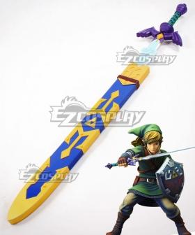 The Legend of Zelda: Skyward Sword Link Sword Scabbard Cosplay Weapon Prop