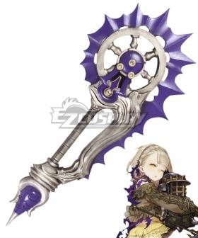 SINoALICE Sleeping Beauty Briar Rose Crusher Sword Cosplay Weapon Prop