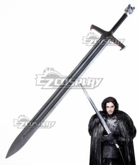 Game of Thrones Jon Snow Longclaw Sword Cosplay Weapon Prop