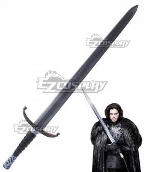 Game of Thrones Jon Snow Longclaw Sword B Cosplay Weapon Prop