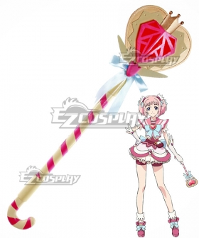 Re: Creators Mamika Kirameki PVC Staves Cosplay Weapon Prop