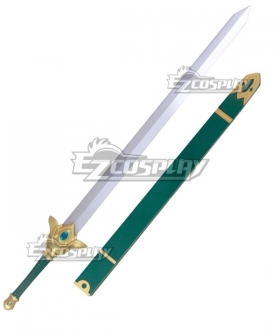Cardcaptor Sakura: Clear Card Syaoran Li Sword Cosplay Weapon Prop