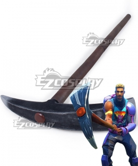 Fortnite Battle Royale Standard Pickaxe Cosplay Weapon Prop