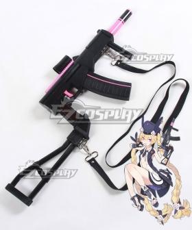 Girls' Frontline SR-3MP Gun Cosplay Weapon Prop