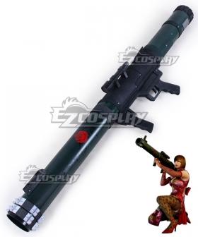 Tekken 7 Anna Williams Cannon Cosplay Weapon Prop