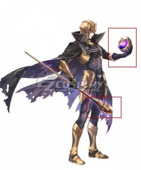 The Legend of Heroes - Hajimari no Kiseki Empero Cosplay Weapon Prop