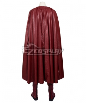 DC Superman Returns Superman Kal-El Clark Kent Cape Cosplay Costume