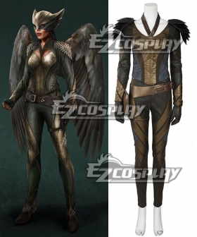 Legends of Tomorrow Kendra Saunders Hawkgirl Cosplay Costume