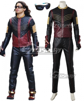 DC The Flash Vibe Cosplay Costume