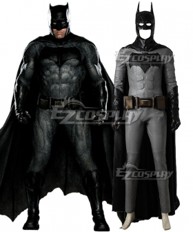 DC Young Justice Batman Bruce Wayne Cosplay Costume - No Boots