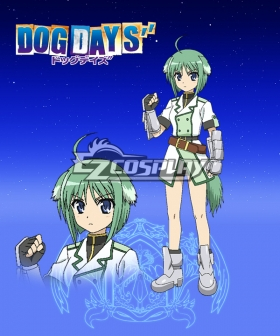 DOG DAYS'' Eclair Martinozzi Cosplay Costume