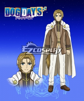 DOG DAYS'' Loran Martinozzi Cosplay Costume