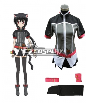 DOG DAYS'' Noir Vinocacao Cosplay Costume