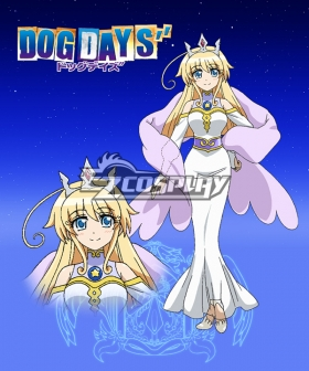 DOG DAYS'' Adelaide Guranmanie Cosplay Costume