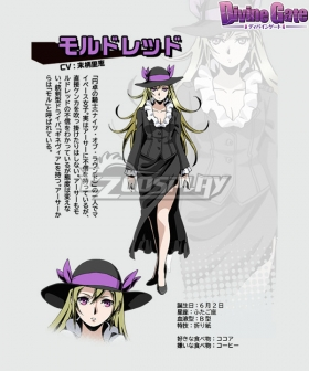 Divine Gate Mordred Cosplay Costume