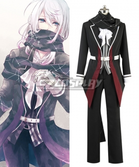 Diabolik Lovers More Blood Tsukinami Carla Cosplay Costume