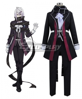 Diabolik Lovers More Blood Tsukinami Carla  Uniform Cosplay Costume