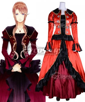 Diabolik Lovers Beatrix Cosplay Costume