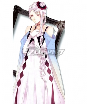 Diabolik Lovers Christa Cosplay Costume