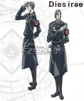 Dies Irae Spinne Cosplay Costume