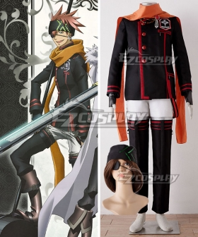 D.Gray-Man Hallow D Gray Man Dgrayman Lavi Bookman Jr 3rd Uniform Cosplay Costume
