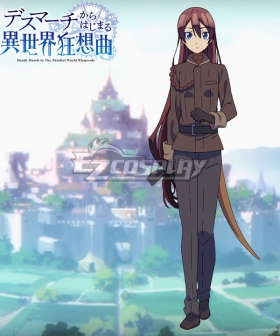 Death March to The Parallel World Rhapsody Death March kara Hajimaru Isekai Kyousoukyoku Liza Cosplay Costume