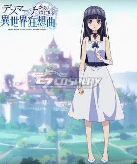 Death March to The Parallel World Rhapsody Death March kara Hajimaru Isekai Kyousoukyoku Lulu Watari Cosplay Costume
