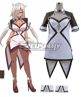 Hacka Doll The Animation Hacka Doll No 0 Cosplay Costume