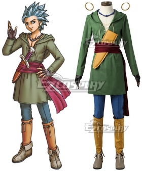 Dragon Quest XI: Echoes of an Elusive Age Erik Camus Cosplay Costume