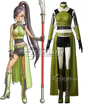 Dragon Quest XI: Echoes of an Elusive Age Martina Cosplay Costume