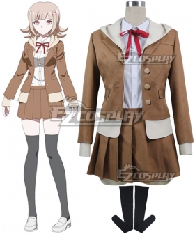 Danganronpa 3 The End of Hope's Peak High School Despair Arc Chiaki Nanami Cosplay Costume