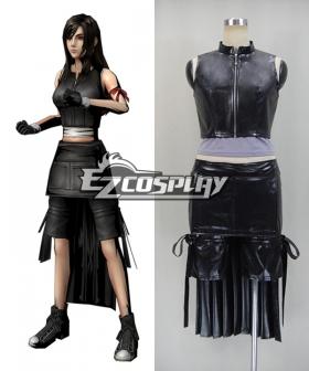 Final Fantasy VII Tifa Lockhart Cosplay Costume-Deluxe Ver.