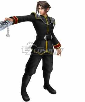 Final Fantasy Dissidia Dream Squall Leonhart Cosplay Costume