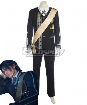 Final Fantasy XV Noctis Lucis Caelum Wedding Dress Cosplay Costume