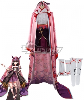 Fate Grand Order Assassin Osakabehime Cosplay Costume