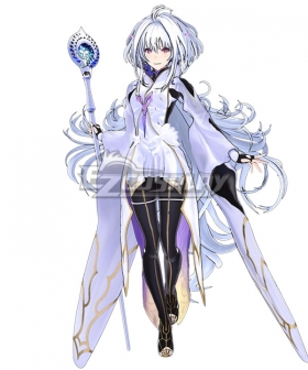 Fate Grand Order Arcade Prototype Caster Merlin Cosplay Costume