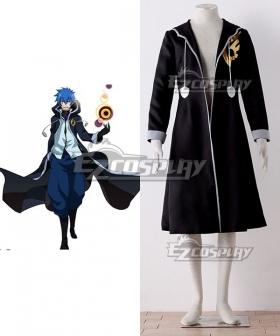 Fairy Tail Jellal Fernandes Cosplay Costume - Only Coat