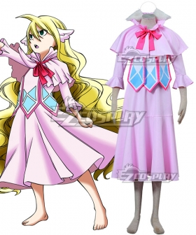 Fairy Tail Mavis Vermilion Cosplay Costume