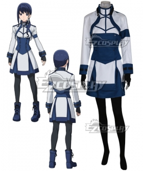 Grimgar of Fantasy and Ash Mary Cosplay Costume