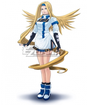 Guilty Gear Millia Rage Cosplay Costume - A Edition