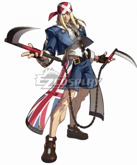 Guilty Gear Xrd  Axl Low Cosplay Costume