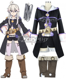 Grimoire of Zero Zero Cosplay Costume