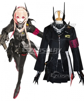 Girls' Frontline M4 SOPMOD Block II Cosplay Costume