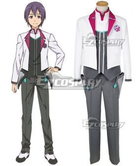 Gakusen Toshi Asterisk Academy Battle City Asterisk The Asterisk War The Academy City of the Water Ayato Amagiri Cosplay Costume