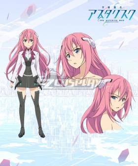 Gakusen Toshi Asterisk Academy Battle City Asterisk The Asterisk War The Academy City of the Water Julis Alexia von Riessfeld Cosplay Costume