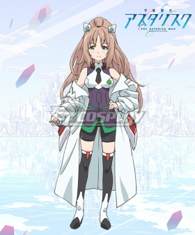 Gakusen Toshi Asterisk Academy Battle City Asterisk The Asterisk War The Academy City of the Water Ernesta Kuhne Cosplay Costume